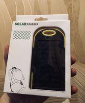 Продам POWER BANK SOLAR повербанк на солнечных батареях 20000 mah