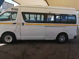 Toyota Quantom Big five Distributors old Mr Cheepi WITBANK