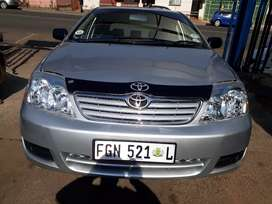 2003 Toyota Runx (1.6) (160RS) Manual