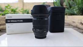 Sigma 24 -105mm F4 DG OS Art Lens (for Canon)