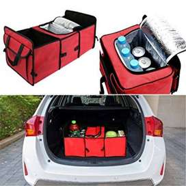 New! Car Boot Organiser with Cooler Bag