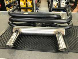 VW Beetle GT Exhaust System