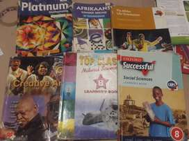 GiveAWay - Grade 8 Learner Textbooks