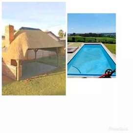 New Swimming Pools, and lapas and Renovations