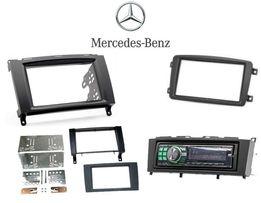 Переходные рамки Mercedes (С klasse, Vito, Viano, M klasse W211)