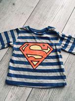 PEPCO superman superbaby bluzka 6-9m, 74cm
