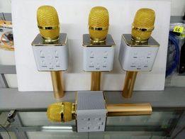 Беспроводной караоке микрофон Tuxun Q7. Магазин в Днепре. Розн и опт