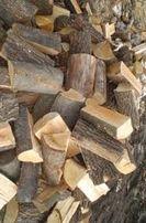 Drewno kominkowe gotowe do palenia sezonowane
