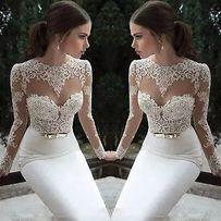 Przepiekna suknia wieczorowa