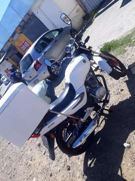 Motorcycle with good condition for uber