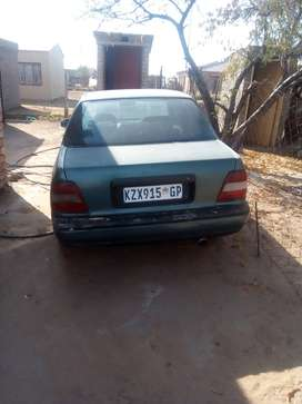 1.6 16v Nissan Sentra with new tyres 17 inch
