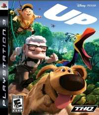 Image of Up on PS3