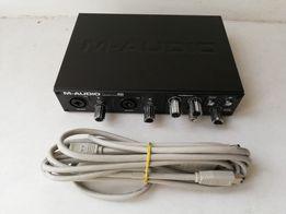 Звуковая карта M-Audio ProFire 610