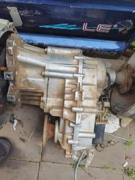 3.0 Tdci FORD 4x4 Gearbox Automatic