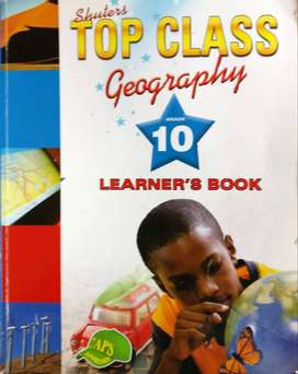 Top Class Geography Grade 10