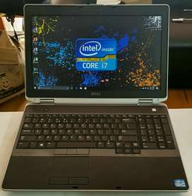 Clean&fast Dell core i7 3.00ghz laptop
