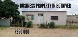 BUSINESS PROPERTY IN BOTRIVER