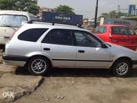 Newly Arrived Toyota Corolla Wagon 1999 Silver For Sale 0