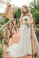 Весільне плаття (можливий торг) свадебное платья