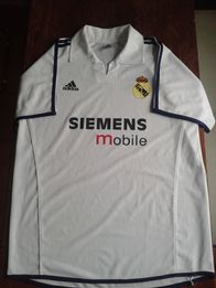 Nowa oryginalna koszulka piłkarska Adidas-Real Madryt.