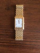 Золотые часы Bulova