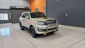 2014 TOYOTA FORTUNER 3.0 D4D 4X4 A/T FOR SALE
