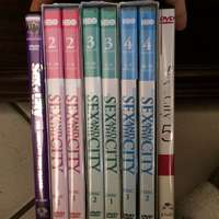 Image of Dvd box set : sex and the city