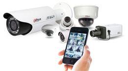 Видеонаблюдение для вашего дома и бизнеса