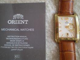 """Продам часы """"Orient"""" механика,производство Япония(мужские)"""