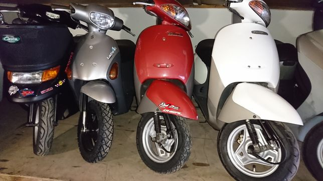 Скутеры с Японии. Honda, Yamaha, Suzuki. Без пробега по Украине Житомир - изображение 8