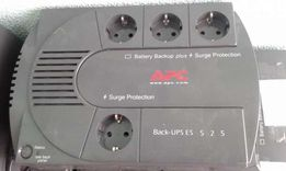 Блок бесперебойного питания АРС Back-UPS CS 650 и ES 525