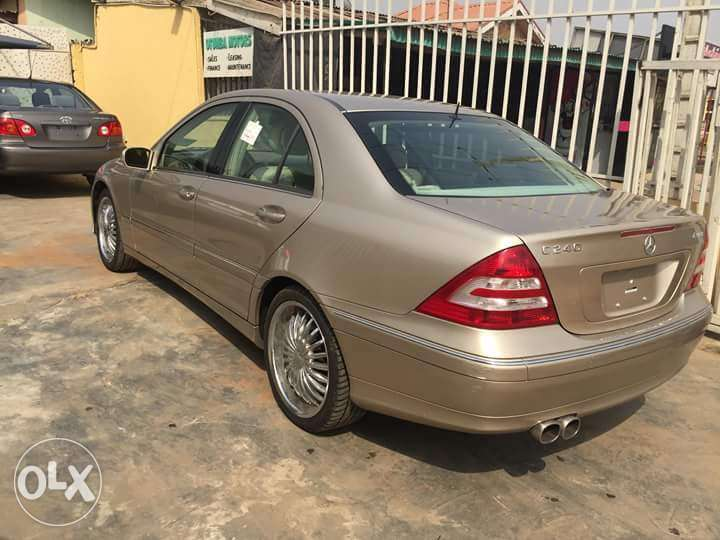 Clean 2003 Benz c240 for sale buy and drive 0