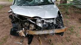 Font accident damaged Toyota Corolla verso 2006 model for sale