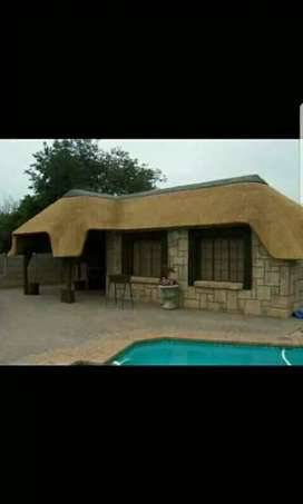 Thatch roofs and repairs