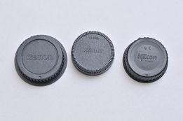 Задняя крышка для объектива Nikon/Canon LF-1 LF-4 EF/EF-S Nikon F EOS