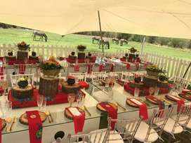 Catering, decoration and baking services