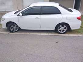 2012 Toyota corrola for 95000