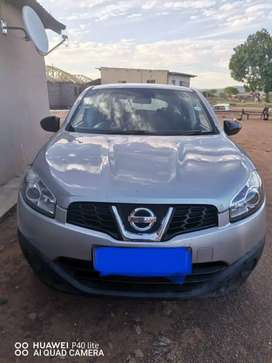 Nissan Qashqai for sale, price negotiable
