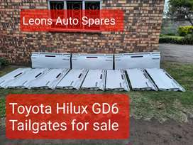 Toyota Hilux GD6 tailgates for sale