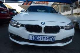 Bargain 2016 BMW 3 Series 318i F30 Sports Auto 56,000km Turbo Charger