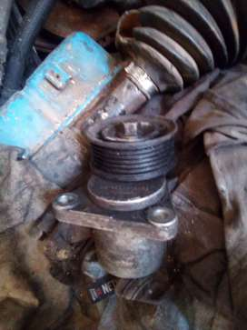 Ford Mondeo belt tension