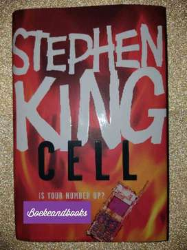 Cell - Stephen King.