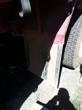 Mercedes Benz box body truck for sale