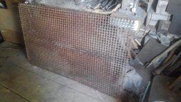 сетки металлические рифлёные ячейки-2см.