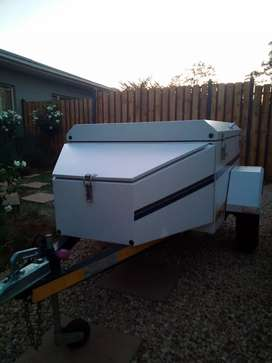Jurgens IMPI 5 Foot Trailer For Sale
