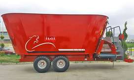 landbou landwyd   Double Horizontal Auger Feed Mixer