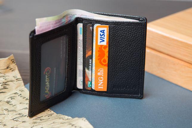 НОВИНКА!!! Ультракомпактный КОЖАНЫЙ мужской кошелек портмоне Jinbaolai Чернигов - изображение 5