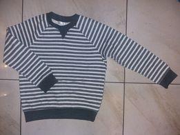 Bluza w paski r. 122
