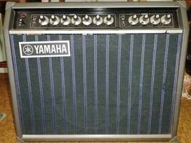 Yamaha 2 channel kitaar amp