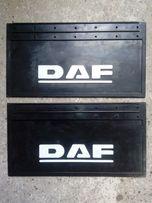Бризговик на DAF, Брызговики резиновые на Даф, на фуру, на грузовик